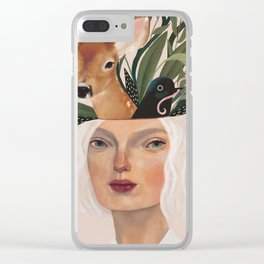 Vessel 1 Clear iPhone Case