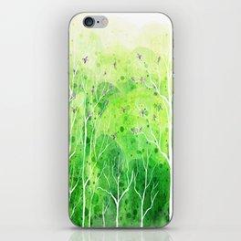 Beautiful Forest iPhone Skin