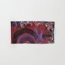 Black Velvet Hand & Bath Towel