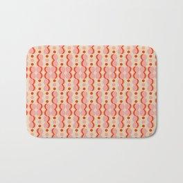 Uende Love - Geometric and bold retro shapes Bath Mat