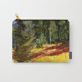 Out of the Meadow Carry-All Pouch