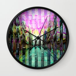 Clever ozone mercantile entwined resources center. Wall Clock