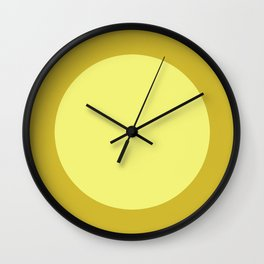 Day Dot Wall Clock
