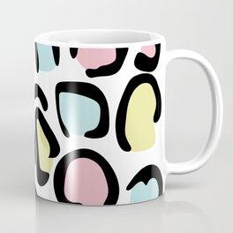 80's leopard skin pattern Coffee Mug