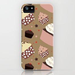 Cupcakes iPhone Case
