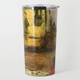 travel sketches  Travel Mug