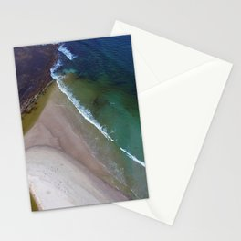 Tidal Change Stationery Cards