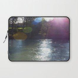 River Travel.  Laptop Sleeve