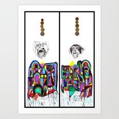des18 Art Print