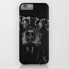 The Curious Expressions of Dogs iPhone 6s Slim Case