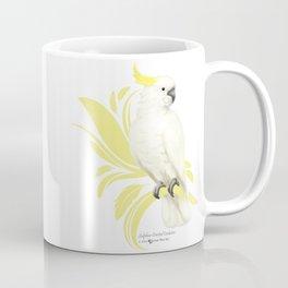 Sulphur Crested Cockatoo Coffee Mug