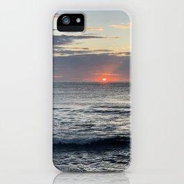 Sunrise at Bronte Beach, NSW, Australia iPhone Case