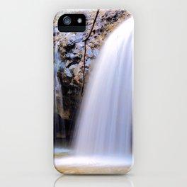 Lip Falls iPhone Case