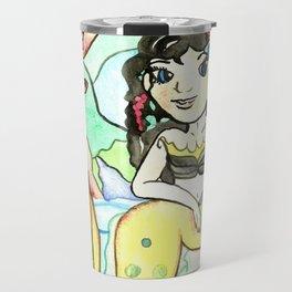 Mermaid Melissa Travel Mug
