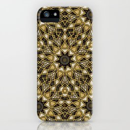 Weaving Pattern iPhone Case