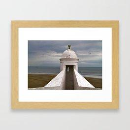 FORT1 Framed Art Print