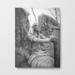 Haserot Angel Metal Print