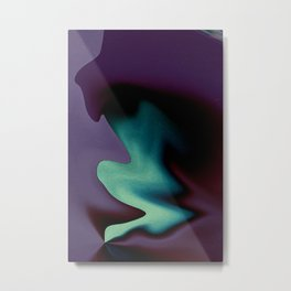 Gargoyle Dreams Metal Print