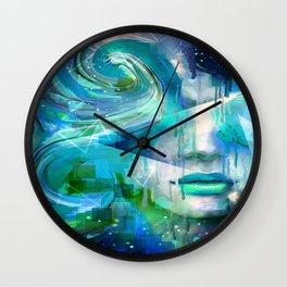 Mellow Memories Wall Clock