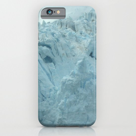 Glacier Beauty Up Close iPhone & iPod Case