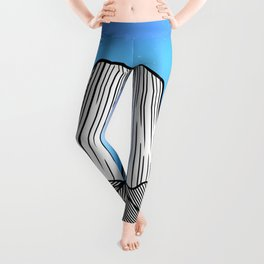 Devils Tower Leggings