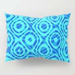 Mixed Polyps Blue - Coral Reef Series 036 Pillow Sham