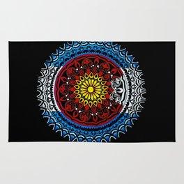 Colorado Mandala Rug
