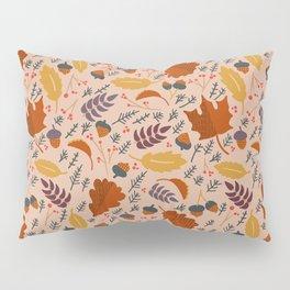 Pumpkin Spice - Sweater Weather Pillow Sham