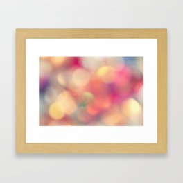dreamy Framed Art Print