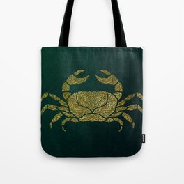 C is for Crab Tote Bag