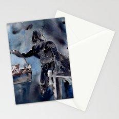Cat Dad Vader 2 Stationery Cards