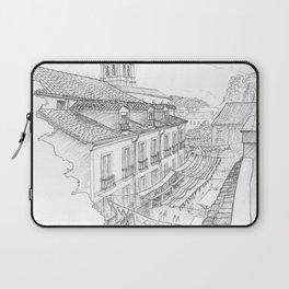 Medieval market Laptop Sleeve