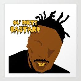 ODB Art Print