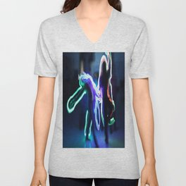 Dance your Heart Out Unisex V-Neck