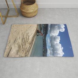 Beach Digger Rug