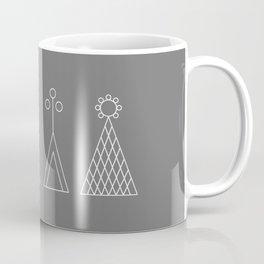 Latvian God signs Coffee Mug