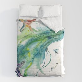 Whispers By The Sea Comforters