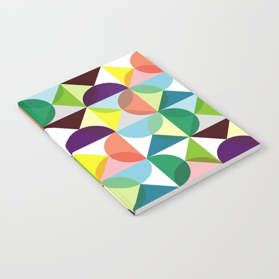 Geometric Pattern #3 Notebook