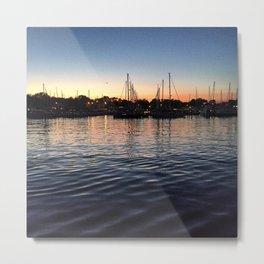 Sunset over Annapolis Metal Print