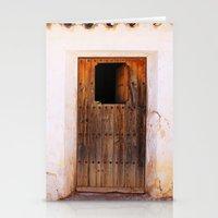 door Stationery Cards featuring Door by  ETE*