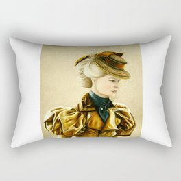Edith Cushing Rectangular Pillow