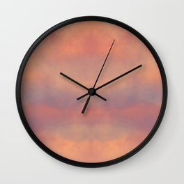 Surf Siren Wall Clock
