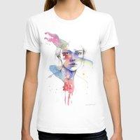 inspiration T-shirts featuring Inspiration by Tsukiko-Kiyomidzu