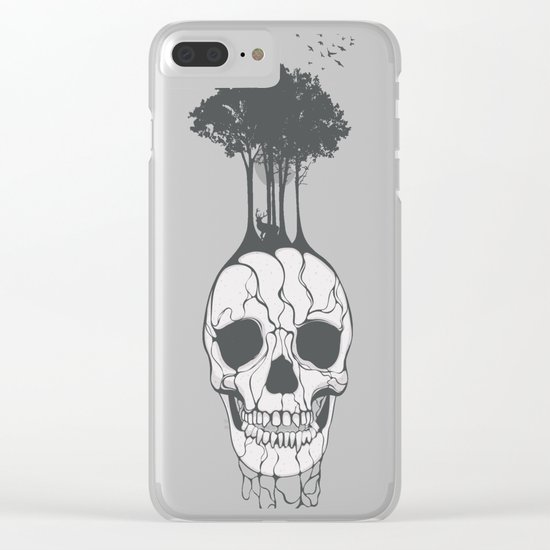 Fossil Clear iPhone Case