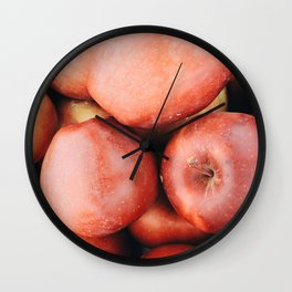 How Do You Like Them Apples Wall Clock