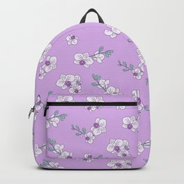 Mom's Orchids Backpack