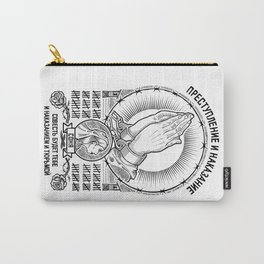 Crime and Punishment Carry-All Pouch