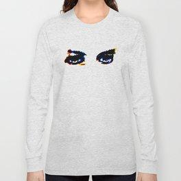 Lugosi's Eyes Long Sleeve T-shirt
