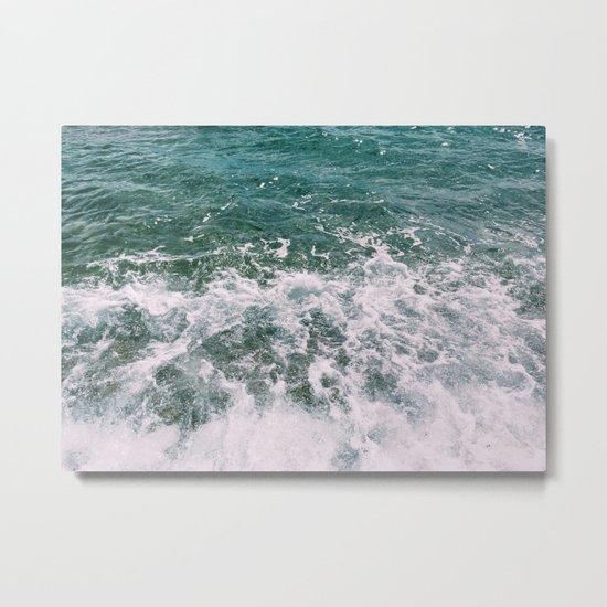Deep Blue Sea II Metal Print