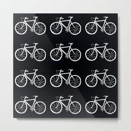Cyclist Gift Metal Print